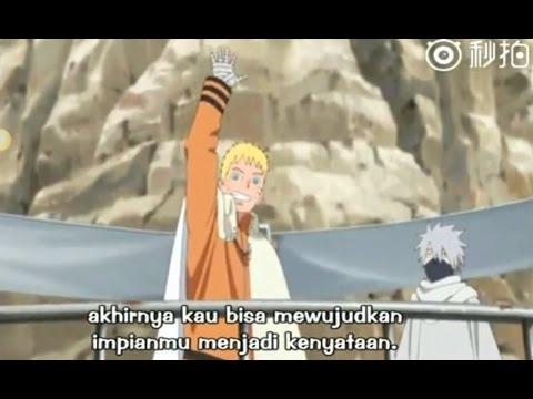Hari dimana Naruto Dilantik Menjadi Hokage Ke 7