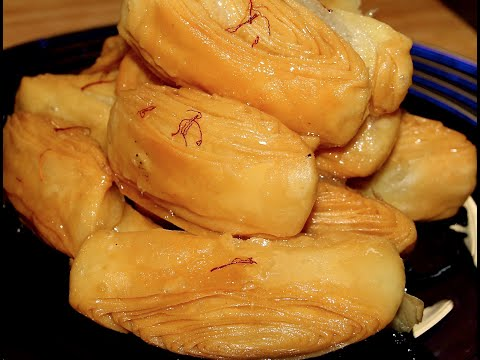 Diwali Special: Best Khaja/Chirote  From Lovely's Kitchen