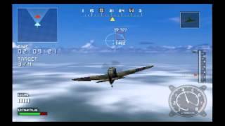 空戦Ⅱの序盤キャンペーンでプレイできるミッションです。 独VS英・日VS米の2つのサイドで各国の代表プロペラ機で空戦が出来ます。 今回は英...