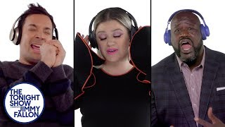 Turn It Up: Kelly Clarkson, Meghan Trainor, John Oliver & More Sing