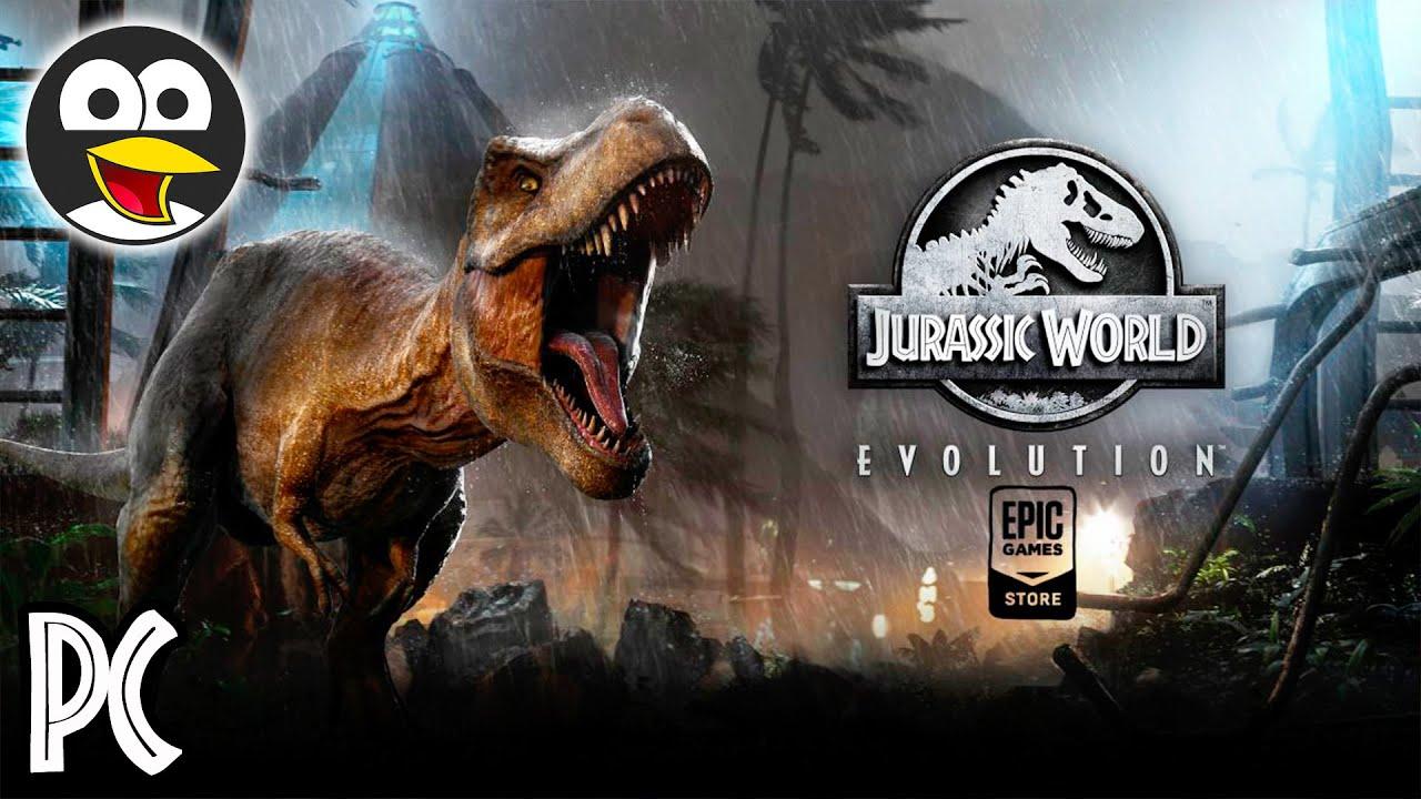 Jurassic World Evolution - Vídeos de Juegos de Dinosaurios - PC Gameplay en Español