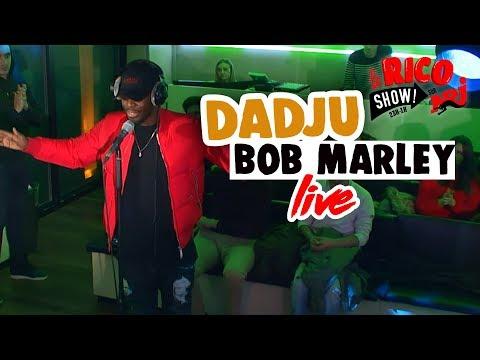 """Dadju déchire tout avec """"Bob Marley"""" en Live - Le Rico Show sur NRJ"""