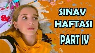 Sınav Haftası Vlog Part 4 Ecrin Su Çoban