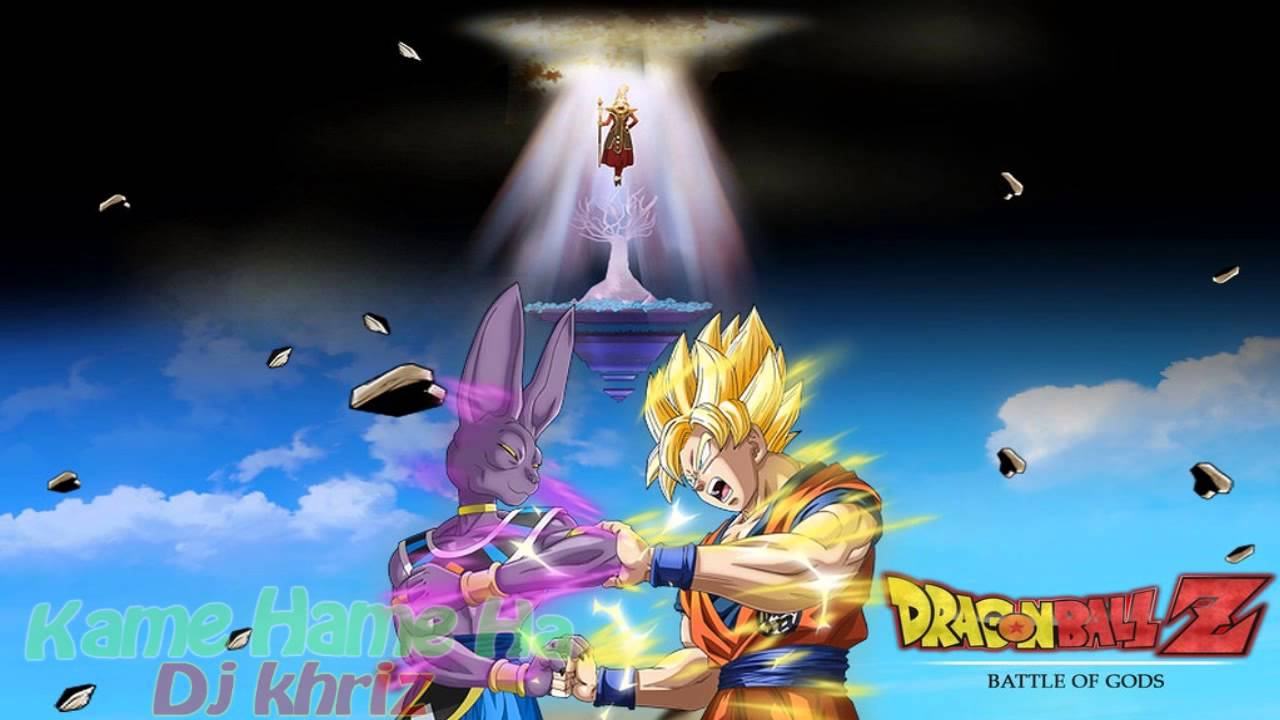 "Cancion De Dragon Ball (Batalla De Los Dioses) ""Electro"