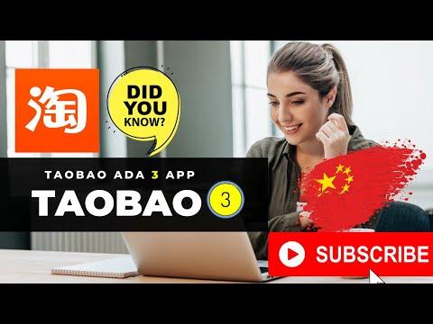 Bongkar Rahsia Taobao App vs Taobao Lite vs Taobao Special 3/3