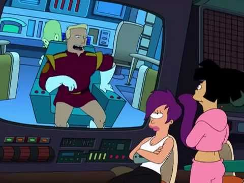 Zapp Brannigan's Date Negotiations