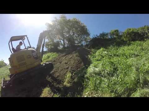 "WGX Inc. ""Hillside Utility Trench"""
