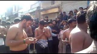 Zanjeer Zani in D.I.Khan Muharram 2011-12mp4