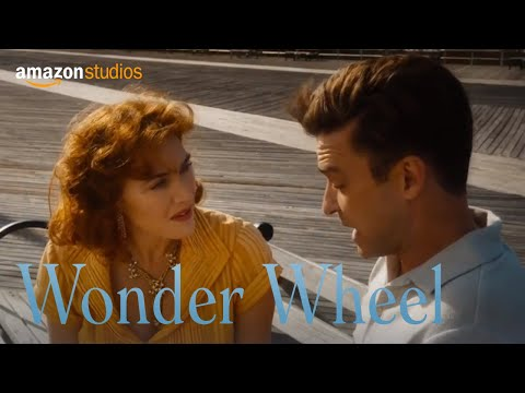 Wonder Wheel - Clip: It's Much Too Extravagant [HD] | Amazon Studios