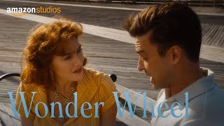 Wonder Wheel - Clip: It's Much Too Extravagant | Amazon Studios