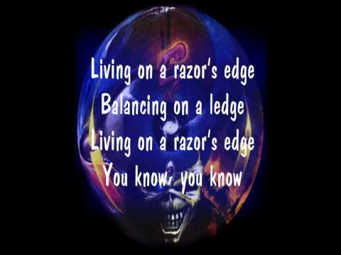Iron Maiden - The Evil That Men Do (Karaoke)