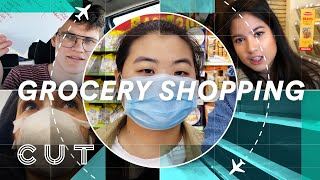 Grocery Shopping Around the World During Quarantine