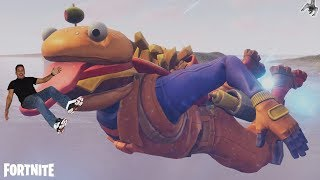 Fortnite Battle Royale! Xbox One! Getting Carried! 🔴LIVE#207