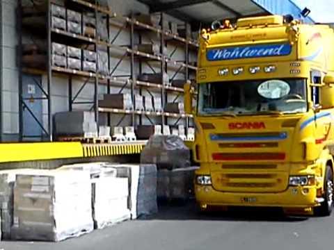 Scania V8 Sound Wohlwend