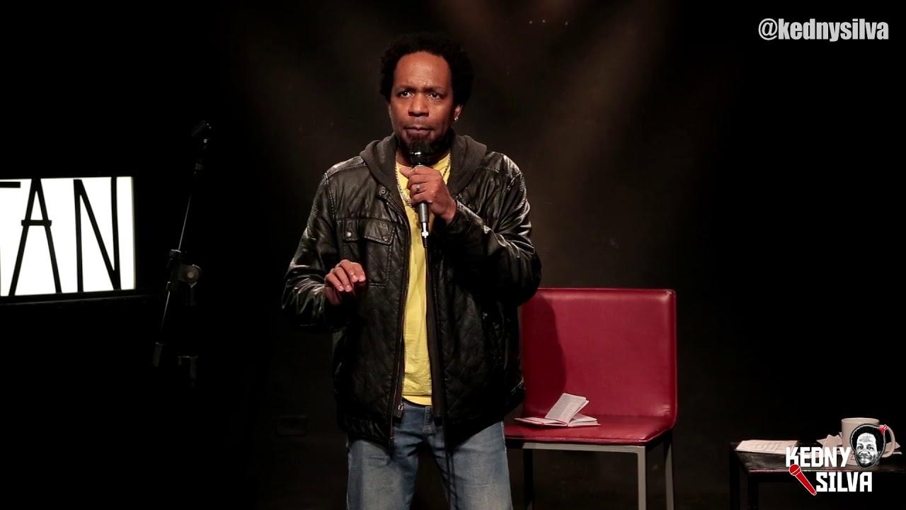 Kedny Silva - Priquito Amigo - Stand Up Comedy