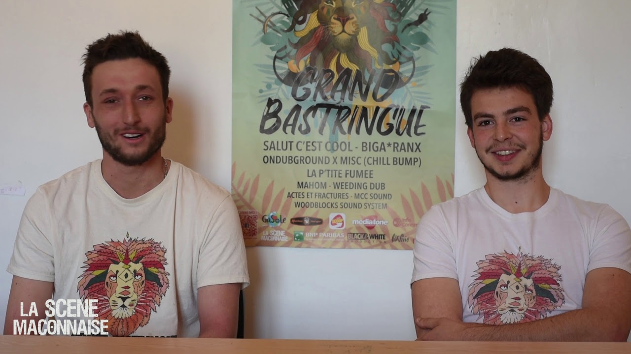 Interview Grand Bastringue 2019 - 07 & 08 Juin à Cluny (71)