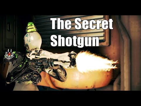 Warframe: 100% Status Quartakk Is A Secret Shotgun thumbnail