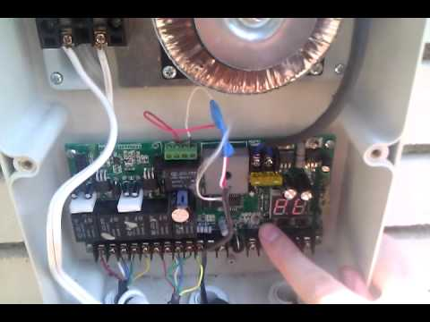 Programming The Lockmaster 902 Remote Youtube
