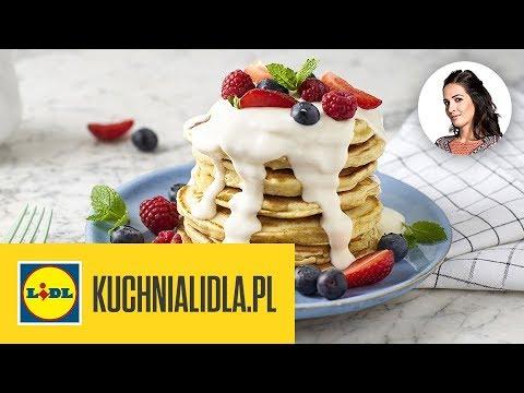 Kokosowe Pancakes Z Kremem Kinga Paruzel Kuchnia Lidla