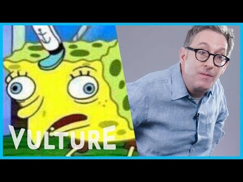 Tom Kenny Explains SpongeBob Memes