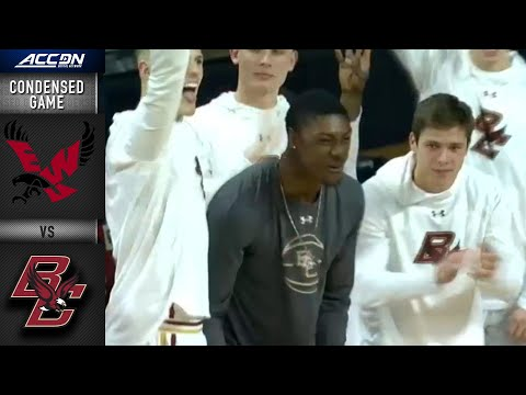 Eastern Washington Vs. Boston College Condensed Game | ACC Men's Basketball 2019-20