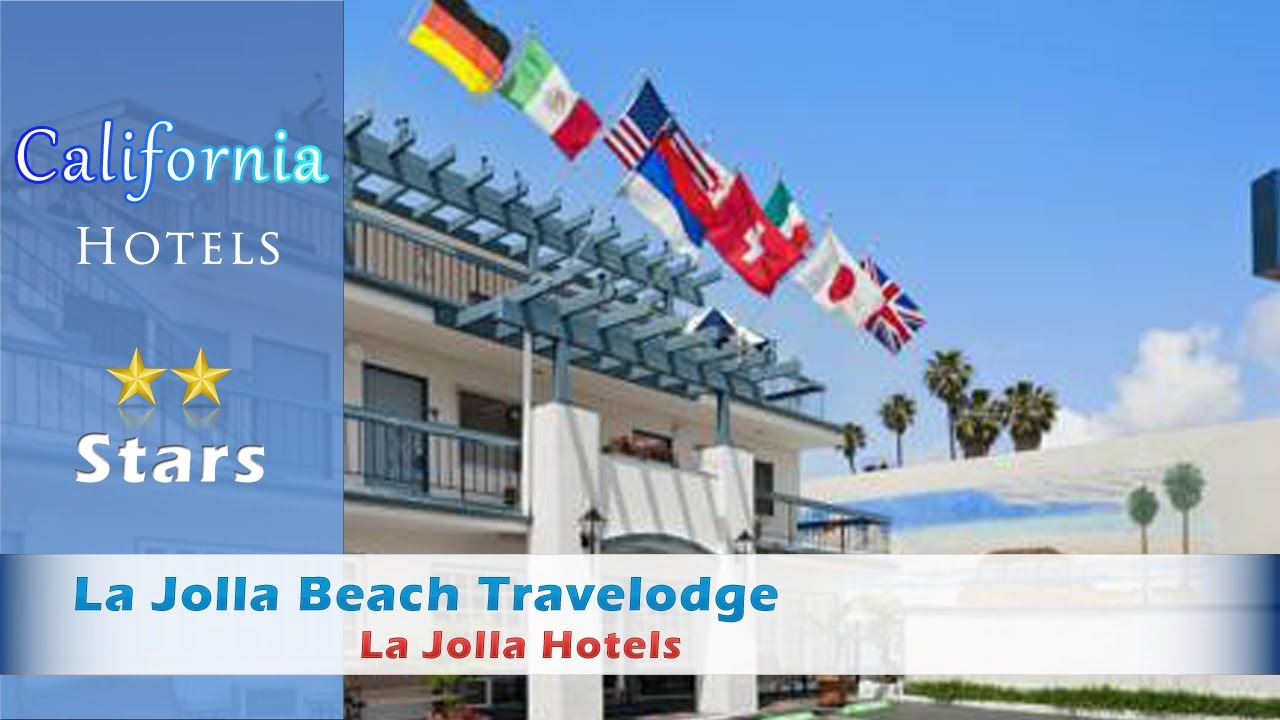 La Jolla Beach Travelodge San Go Hotels California