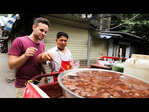 Chinese Street Food Tour Around China | Most Unique Chinese
