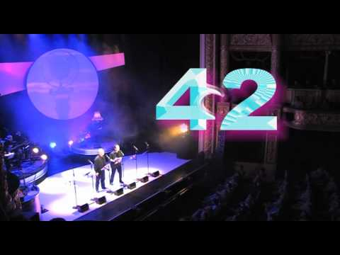 Hitchhiker's Guide To The Galaxy Radio Show Live! - EPK TRAILER