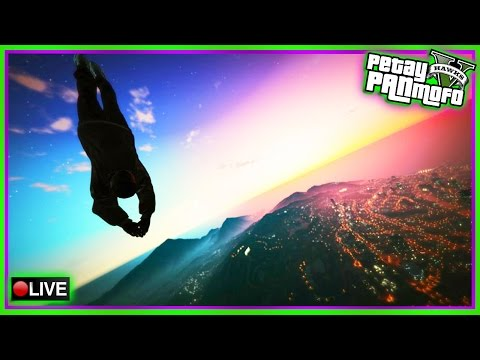 GTA Online Custom Races - Crazy Parkour PC Jobs Playlist (GTAV Custom Job Links)
