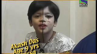 Akash Das   Tera hi Karam   Boogie Woogie Kids Championship 2007   Elimination Round   SONY TV