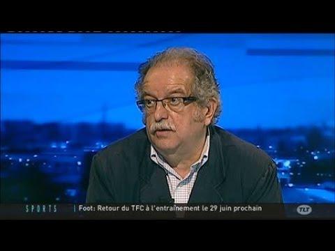 Liquidation de Télé Toulouse : Interview de Serge Regourd