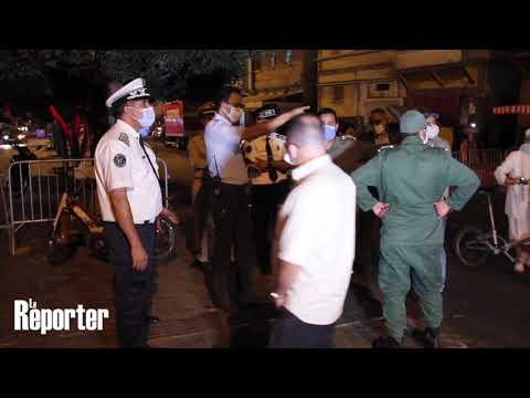 Casablanca: Le quartier Hay Mohammadi bouclé à cause de la Covid-19