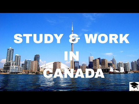 Study in Canada, Study masters in Canada, Top Universities in Canada, Work in Canada, Student Permit