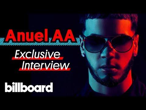 La primera entrevista de Anuel AA luego de la carcel  Anuel AAs First Post-Prison Q&A  Billboard