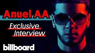 La primera entrevista de Anuel AA luego de la carcel | Anuel AA's First Post-Prison Q&A | Billboard