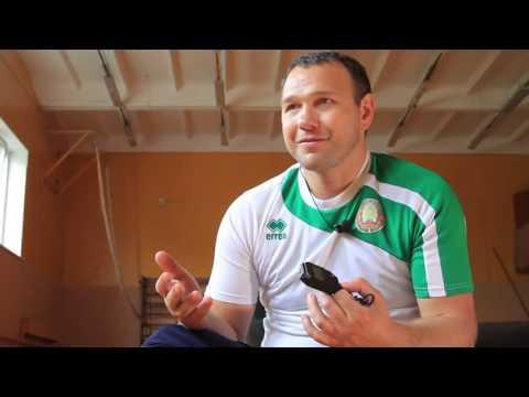 Вячеслав Макаренко: Не ошибается тот, кто ничего не делает (греко-римская борьба)