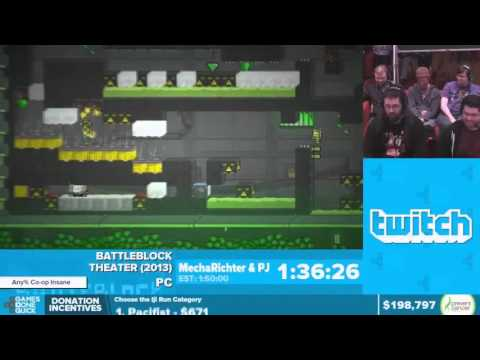 Stamper brings some good advice to AGDQ2016