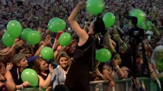 The Script - Paint the Town Green + Hail Rain or Sunshine (Live at Croke Park 2015)