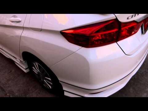 แป๊ะ Syndrome - ถ่ายคลิป รถใหม่ป้าย Honda City CNG 2015 12 ธ.ค. 2558