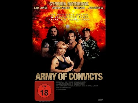 Random Movie Pick - Cynthia Rothrock - American Tigers aka Army Of Convicts (1996) YouTube Trailer