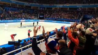 Sotsji 2014 500m men final shorttrack