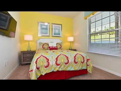 Best Orlando Vacation Townhome Rentals - Vacation By The Mouse - Windsor at Westside