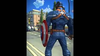 Обзор игры первый мститель другая война