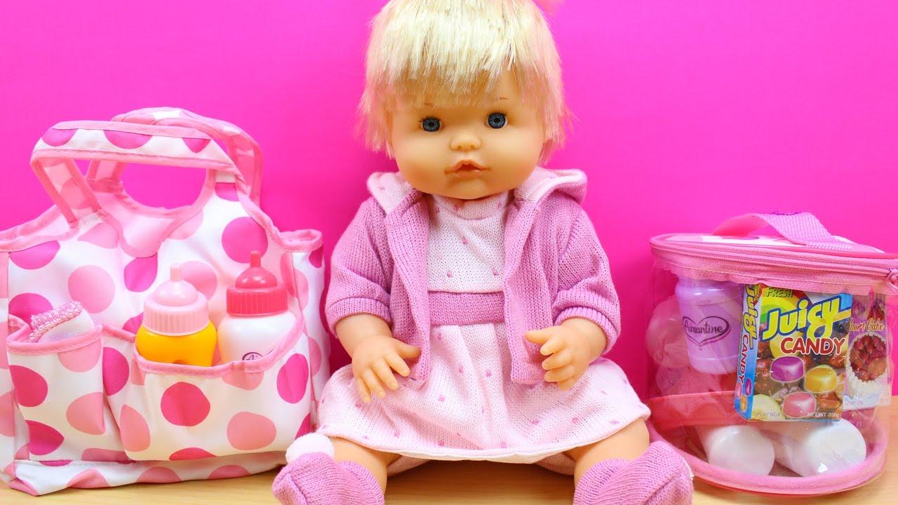 Accesorios nuevos para la mu eca beb nenuco bolso - Colchon para cambiador de bebe ...