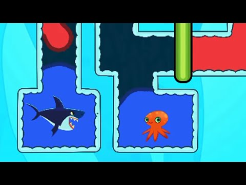 Save The Fish - All Levels 65-77 Gameplay Android, IOS