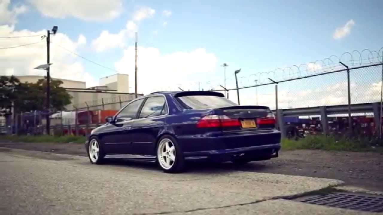 Shahids 2001 Honda Accord Halcyon Youtube