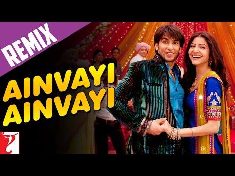 Remix: Ainvayi Ainvayi Song | Band Baaja Baaraat | Ranveer Singh | Anushka Sharma | Salim | Sunidhi