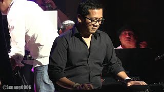 Glenn Fredly ft. Andi Rianto - Sekali Ini Saja @ Hard Rock Cafe Jakarta [HD]