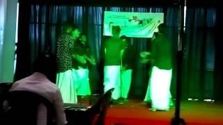 Thiruvathira boys parvanenthu mukhi
