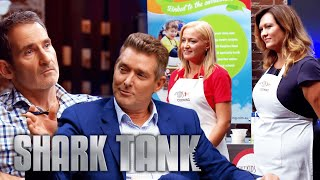 Fighting Against Obesity Piques Steve's Interest | Shark Tank AUS